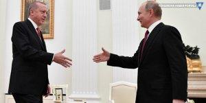 Erdoğan Putin'le görüştü: Saldırılara karşı müdafaa hakkımızı kullanacağız