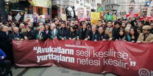 10 barodan İstanbul'da açıklama: Tehlikedeyiz, ses olmaya devam edeceğiz