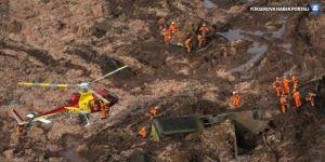 Brezilya'da 50 kişinin öldüğü barajın sorumlusu: Ölen halk değil, bizim işçiler