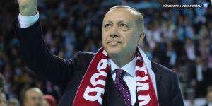 Erdoğan: Antalya'da 100 milyon lira zarar var