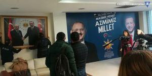 MHP'den Meclis'te AK Parti adayına tam destek