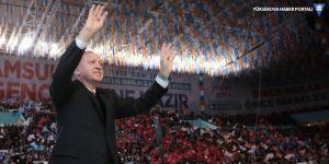 Erdoğan: CHP 3 'ç' demektir... Çöp, çamur, çukur