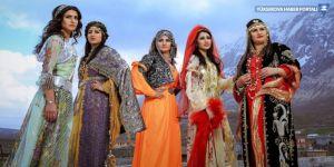 Süleymaniye'de Kürt elbisesi tasarımı yarışması