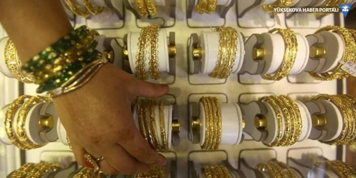 Altın fiyatlarındaki artışa aşı freni