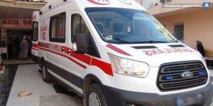 Cerablus'tan gelen mermiler Karkamış'ta 2 kişiyi yaraladı