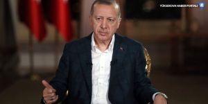 Erdoğan: Enkazın altında kalan kardeşlerime kavuşmayı niyaz ediyorum