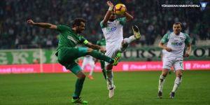 Bursaspor: 0 - Atiker Konyaspor: 0