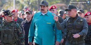 Maduro'dan orduya: ABD müdahalesine hazır olun