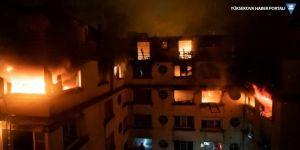 Paris'te yangın: 8 kişi öldü