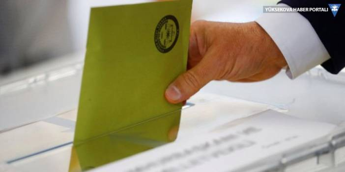 Yalova'da AK Parti itiraz etti 332 oy farkla CHP kazandı