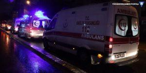 Bağcılar'da elektrik panosu yangını: 21 kişi hastaneye kaldırıldı