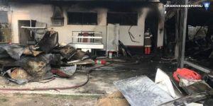 Flamengo tesislerinde yangın: 10 ölü