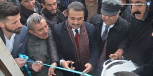 Ak Parti Yüksekova Seçim Bürosu açıldı