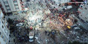 Kartal'da hayatını kaybedenlerin sayısı 18 oldu