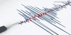 Manisa'da 4.8 ve 4.3 büyüklüğünde deprem