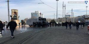 HDP vekillerinin yürüyüşüne polis engeli