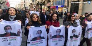 HDP'li vekiller Galatasaray'a yürüdü