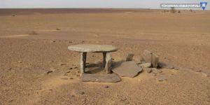 Sahra'da 1500 yıllık keşif