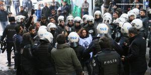 Hakkari'de Leyla Güven yürüyüşüne müdahale