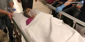 Açlık grevindeki Leyla Güven hastaneye kaldırıldı