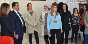 Zeydan'dan Aile Destek Merkezine ziyaret