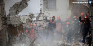 Kartal'da çöken bina için 3 gözaltı