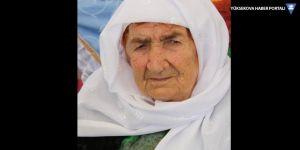 Yüksekova: Cumartesi Annesi Meryem Baskın yaşamını yitirdi