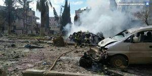 İdlib'de 2 patlama: Çok sayıda ölü ve yaralı var