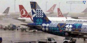 66 uçak seferi iptal oldu