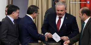 Meclis'in yeni başkanı Mustafa Şentop