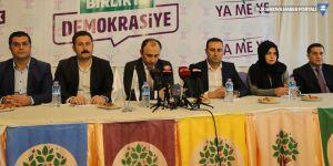 HDP'nin Urfa büyükşehir adayı, Saadet adayı lehine çekildi