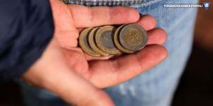 Açlık sınırı 2 bin 28 lira oldu