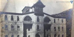 Şemdinli Nehri Kelat Sarayı - 1880'li yıllar