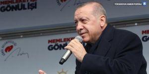 Erdoğan: 65 yaşındakiler elden ayaktan düştükleri için bedava yaptık