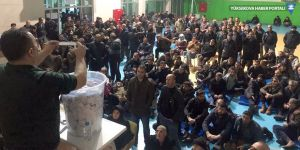 Yüksekova'da İŞKUR kura çekimi yapıldı