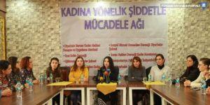 Diyarbakır'da Şiddetle Mücadele Ağı kuruldu