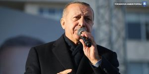 Erdoğan: Bakın herkes bir yere savrulmaya başladı