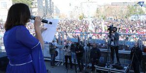 Diyarbakır'da 8 Mart Dünya Kadınlar Günü kutlandı