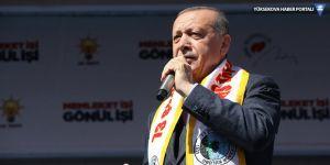 Erdoğan Şırnak'ta konuştu: Biz onlara Kürt demedik