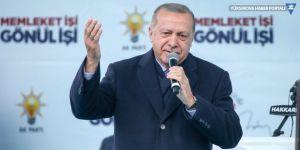 Erdoğan: Biz bir hata yaptık, idamı kaldırdık