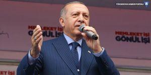 Erdoğan: Ekonominin patronu benim