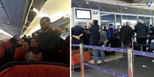 THY'nin Paris-İstanbul uçağında motor arızası
