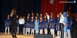 Yüksekova ve Şemdinli'de Çanakkale zaferi kutlamaları