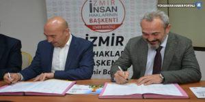Soyer 'İnsan Haklarının Başkenti Vizyon Belgesi'ni imzaladı