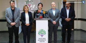 HDP MYK: Zulme karşı yaşamı savunalım
