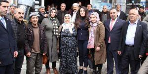 CHP heyetinden Şemdinli'ye ziyaret