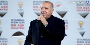 'Erdoğan'ın ağzından laf bir kere çıkar'