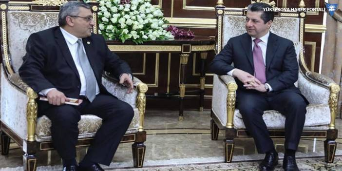 Mesrur Barzani'den Ermenistan'la ilişkilere vurgu