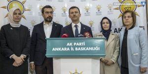 AK Parti: Ankara'da fark bin 139 oy azaldı
