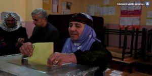 Muş'ta oylar yeniden sayılsın talebine ret